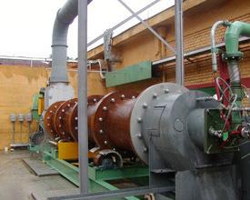 Explosive Waste Incinerator (EWI)